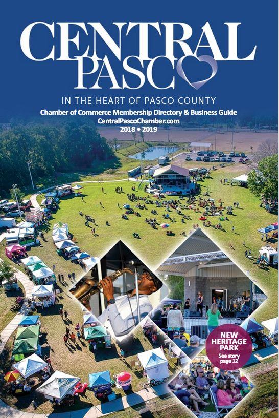 The Central Pasco Chamber of Commerce Directory